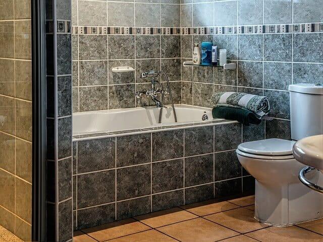 מקלחון נקי