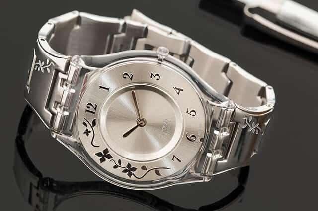 שעון כסף
