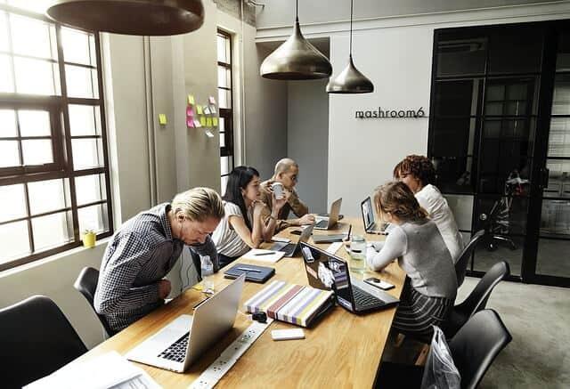 משרד, אנשים
