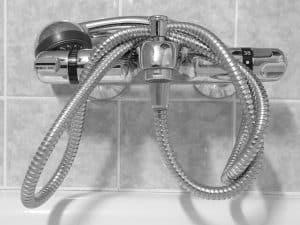 ידית ראש מקלחת