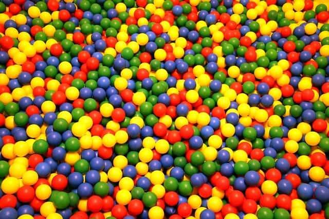 כדורי ילדים