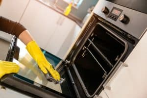 ניקוי תנור – ללא כימיקלים