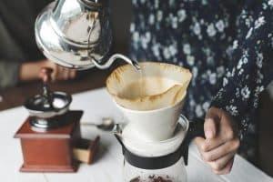 קפה, קומקום