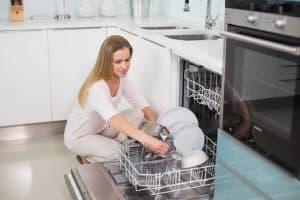 ניקוי מדיח כלים
