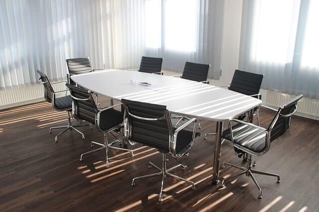 ניקוי כיסאות לעסקים ומשרדים