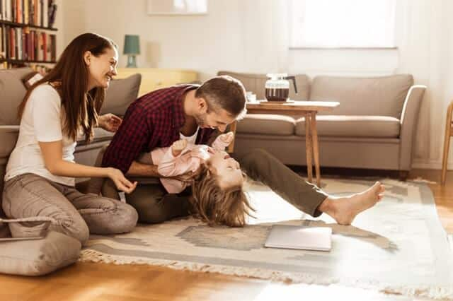 ספות בד, משפחה.