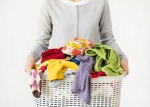 בגדים, כביסה