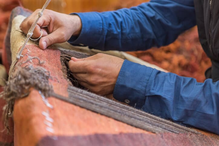 תיקון שטיחים מקצועי