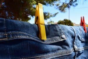ג'ינס, כביסה