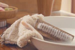 מים, סבון ומגבת