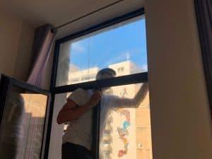 ניקוי חלונות מרפסת - WeClean