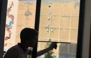 ניקוי חלונות בבאר שבע - WeClean