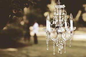 ניקוי מנורות