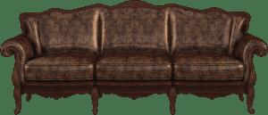 ספת עור 3 מושבים