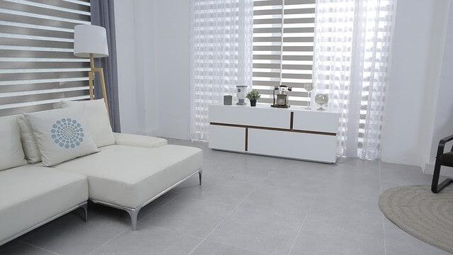 חדר סלון, ספות עור ללא צורך בתיקון צבע בספות עור