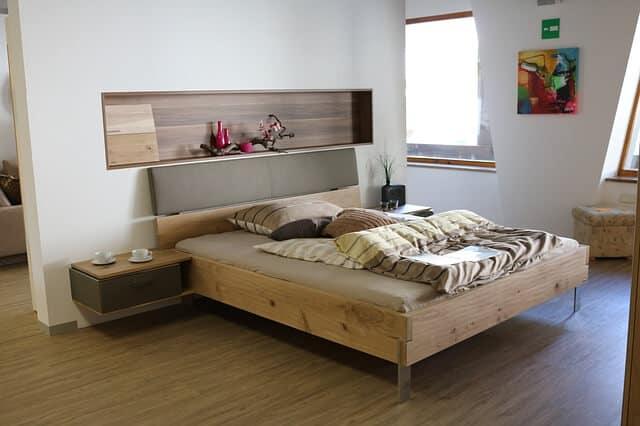 חדר שינה, מזרונים, כריות ומצעים