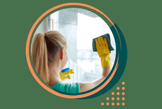 שירותי ניקיון לחלונות - חברת we-clean