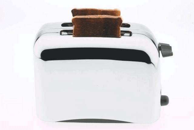 טוסטר, מצנם, לחם