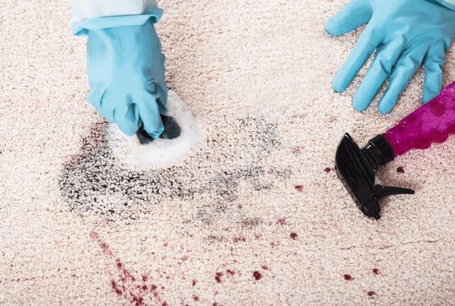 ניקיון עצמי של שטיחים מקיר לקיר