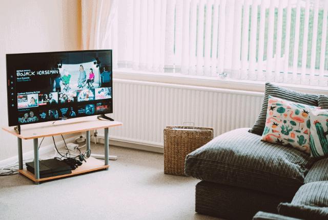 סלון, פינת ישיבה, טלוויזיה