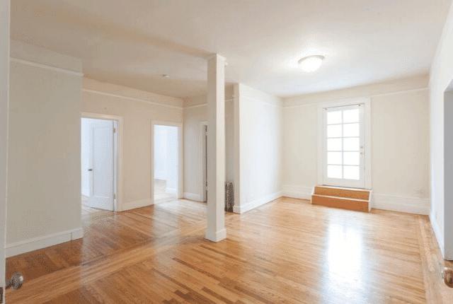 בית ריק ומבריק, ניקיון דירה, פרקט