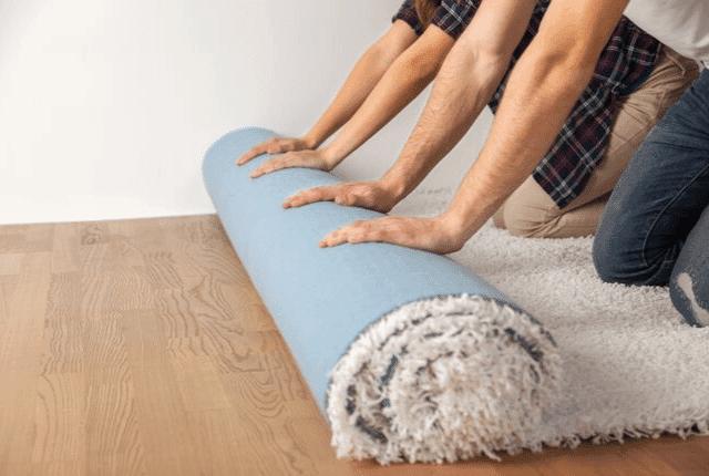 גלילת שטיח איכותי