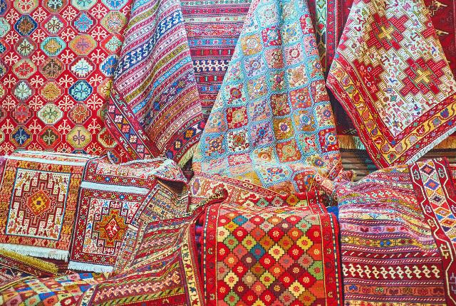 שטיח פרסי, שטיחים עדינים