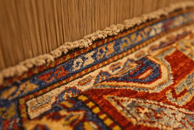 ניקוי שטיחים פרסיים צבעוניים