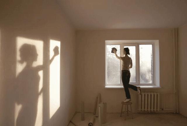 ניקיון דירות חדשות מקבלן, שירות לניקיון