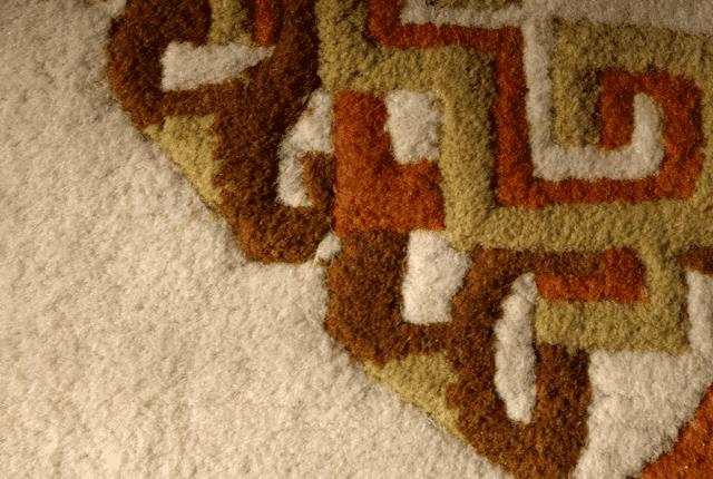 שטיח צמר נקי, טקסטורה רכה